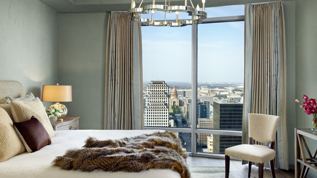 The Austonian Bedroom