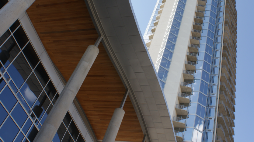 Austin 360 Condos Tower