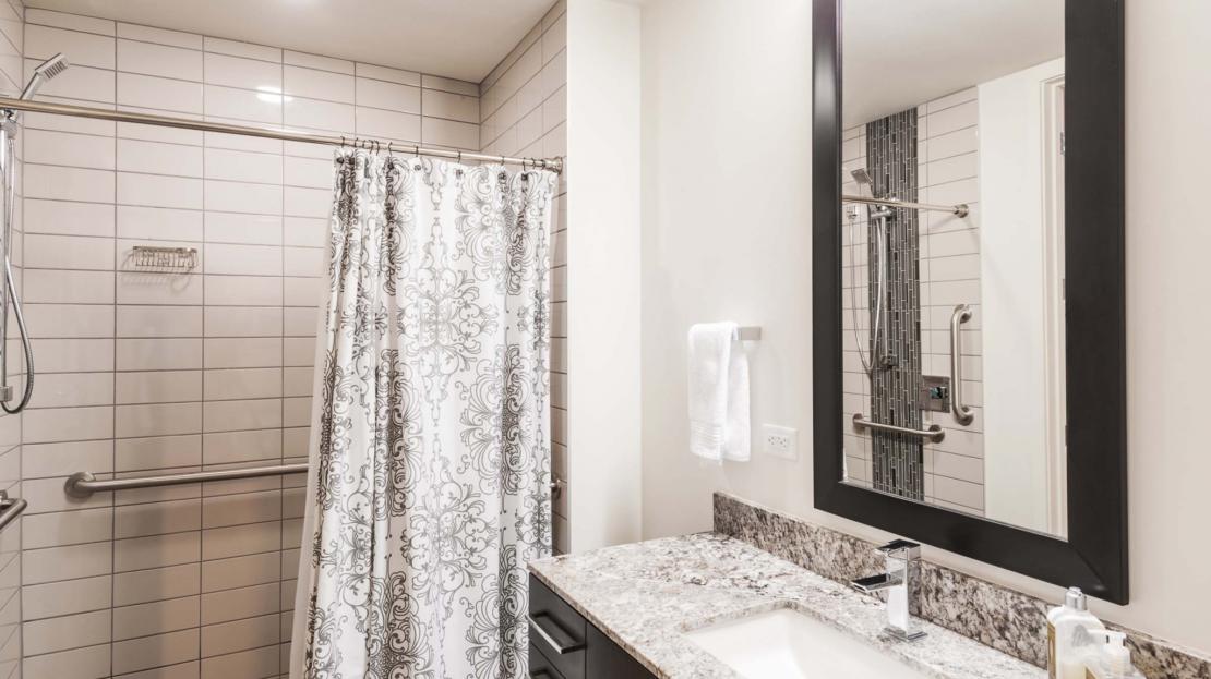 The Bowie Austin Bathroom