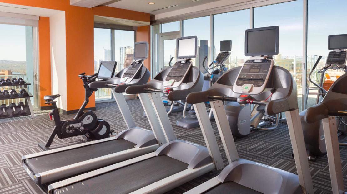 SkyHouse Austin Fitness Center